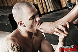 Foot fetish and hardcore with horny shemale