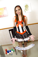 Cosplay Ladyboy Wicky