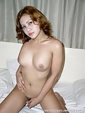 Brown Haired Korean Ladyboy Seducing Us