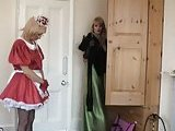 Travesti Divas Trying On Clothes
