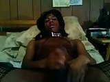 Amateur Solo Video By Nasty Ebony TS