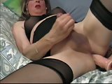 Donna Queen's Cumshot Compilation