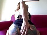 Busty sluts masturbating scenes