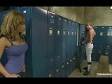 Super hung Adriana Rush takes control of her man
