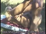 Tgirl Blows My Cock