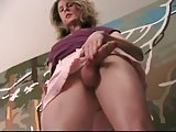 Delia with small tits solo