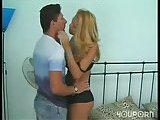 Tranny and guy suck each other before anal