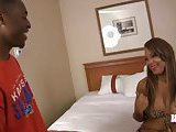 Sexy Ebony Tranny pleases her boyfriend