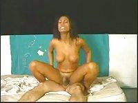 Titty brazillian Larissa fucked