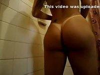 Leticia Close Dancing In A Shower