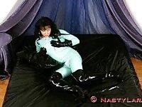 Nasty Lara - Latex Relaxation