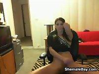Amateur Shemale Beauty