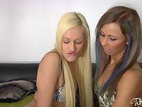 TS-Kimberly - Trans Fick mit Anni Angel