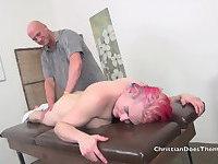 Christian's Shemale Massage 2