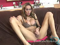Heather towers dirty talk masturbation and cum