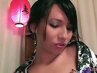 Cute Geisha Tranny