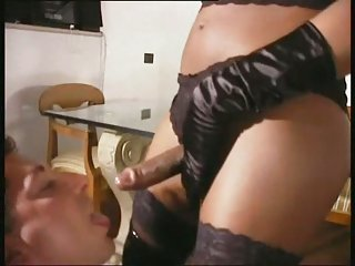 Fetish tranny domination sex