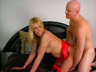 Transsexual Beauty Queen Banged