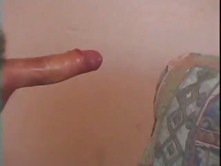 Busty tranny gets pounded and cumshot