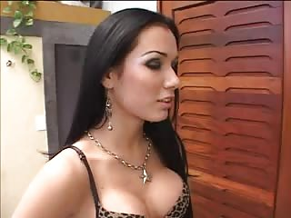 Latina ass drill