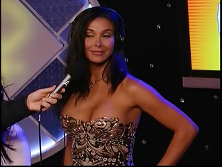 Vaniity on Howard Stern